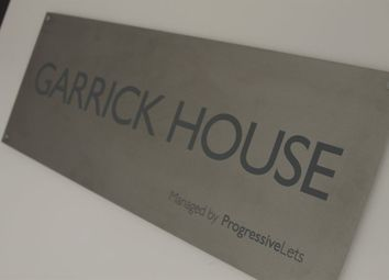Thumbnail 1 bedroom flat to rent in Garrick House, Fletton, Peterborough