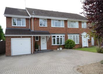 Thumbnail 4 bed semi-detached house for sale in Ostler Gate, Maidenhead, Berkshire