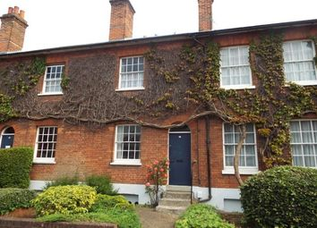 Thumbnail 3 bed terraced house to rent in The Hundred, Romsey