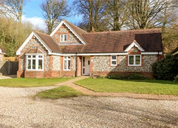 Thumbnail 3 bed detached house for sale in Gosport Road, East Tisted, Alton, Hampshire