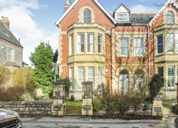 3 bed maisonette for sale in Cwrt-Y-Vil Road, Penarth CF64
