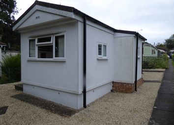 Thumbnail 1 bed mobile/park home for sale in Roof Of The World, Boxhill, Nr Dorking, Surrey