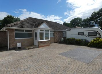 Thumbnail 2 bed detached bungalow to rent in Bronte Farm Road, Shirley, Solihull