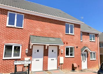 Thumbnail 2 bedroom terraced house for sale in Meadowlands, Wrentham, Beccles