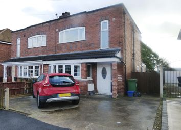 Thumbnail 2 bed semi-detached house for sale in Endcliffe Avenue, Bottesford, Scunthorpe