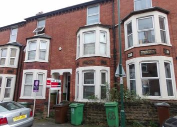 Thumbnail 4 bed terraced house for sale in Lees Hill Street, Sneinton, Nottingham