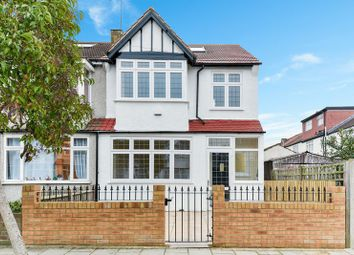 Thumbnail 5 bed terraced house for sale in Canmore Gardens, London