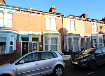 Thumbnail 4 bedroom terraced house to rent in Manners Road, Southsea