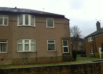 Thumbnail 3 bed flat to rent in Gladsmuir Road, Hillington
