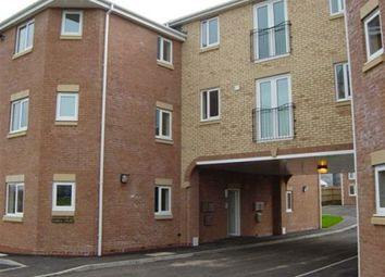 Thumbnail 2 bed flat to rent in Oliver Street, Rugby
