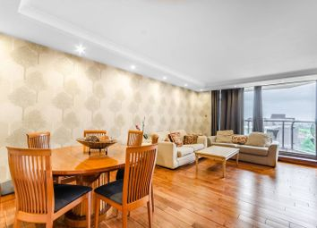 Thumbnail 3 bed flat to rent in Blythe Road, Brook Green
