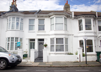 Thumbnail 4 bed terraced house for sale in Cowper Street, Hove