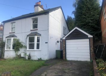 Thumbnail 3 bed cottage to rent in Long Hill Road, Ascot