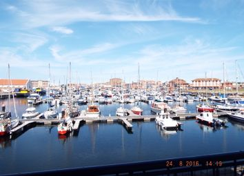 Thumbnail 2 bed flat to rent in Anchor House, Marina, Hartlepool