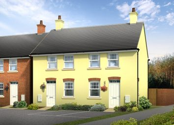 "Thumbnail 2 bedroom end terrace house for sale in ""Winton"" at Wonastow Road, Monmouth"