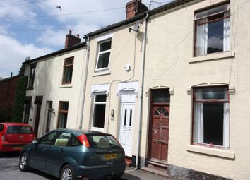 Thumbnail 2 bedroom town house for sale in Dunkirk, Talke, Bignall End