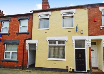Thumbnail 5 bedroom terraced house for sale in Seaford Street, Shelton, Stoke-On-Trent