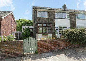 Thumbnail 3 bed semi-detached house for sale in Knights Templars, Dover