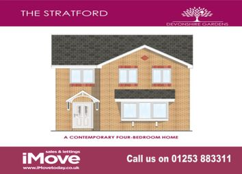 Thumbnail 4 bedroom detached house for sale in Plot 1, The Stratford, Devonshire Gardens