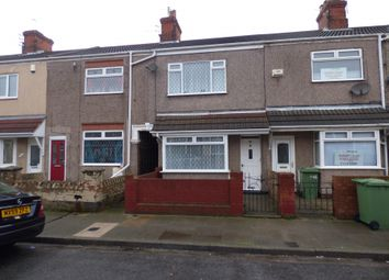Thumbnail 3 bed terraced house to rent in Lovett Street, Cleethorpes