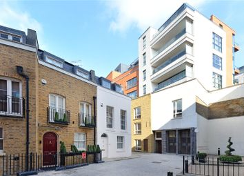 Thumbnail 3 bed mews house to rent in Montpelier Mews, London
