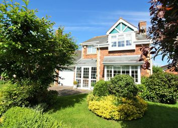 Thumbnail 4 bed detached house for sale in Vestry Drive, Alphington, Exeter