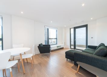 Thumbnail 2 bed flat to rent in North West Village, Wembley Park, London