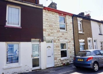 Thumbnail 3 bed terraced house for sale in Elm Road, Gillingham