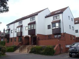 Thumbnail 1 bed property to rent in Hamilton Court, Wellington Road, Bournemouth