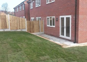 Thumbnail 3 bed semi-detached house for sale in Selborne Road, Leek, Staffordshire