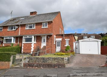 Thumbnail 3 bedroom semi-detached house for sale in Southey Street, Barry
