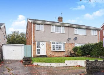 3 bed semi-detached house for sale in Lundy Drive, West Cross, Swansea SA3