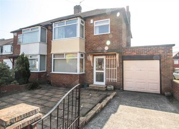 Thumbnail 3 bed semi-detached house for sale in Northfield Drive, West Moor, Newcastle Upon Tyne