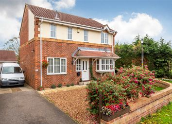 Thumbnail 3 bed detached house for sale in The Meadows, Carlton, Goole
