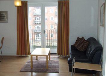 Thumbnail 1 bedroom flat to rent in Bridge End, Leeds