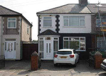 Thumbnail 3 bedroom semi-detached house to rent in Melling Road, Aintree, Liverpool