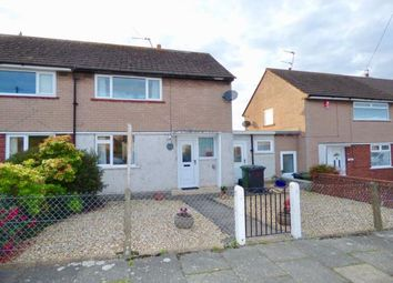 Thumbnail 2 bed semi-detached house for sale in Stonegarth, Carlisle, Cumbria