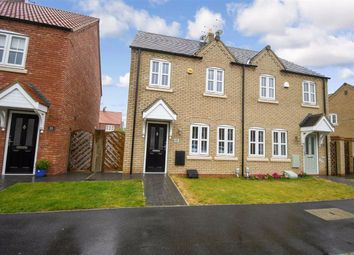 Thumbnail 3 bed semi-detached house for sale in Hamlet Drive, Kingswood, Hull