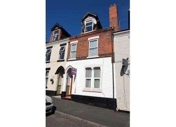 Thumbnail 3 bedroom terraced house for sale in Holborn Avenue, Sneinton