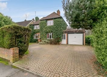 Thumbnail 4 bed detached house for sale in St. Nicolas Avenue, Cranleigh