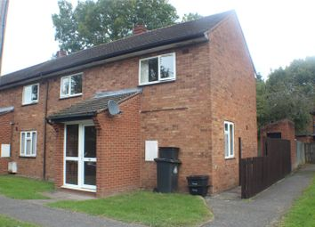 Thumbnail 2 bed end terrace house to rent in Valiant Road, Albrighton, Wolverhampton