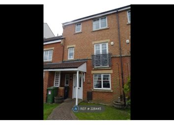 Thumbnail 4 bed terraced house to rent in St James Village, Gateshead