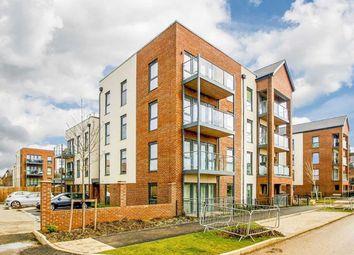 Thumbnail 2 bedroom flat to rent in 1 Gambit Avenue, Oakgrove, Milton Keynes