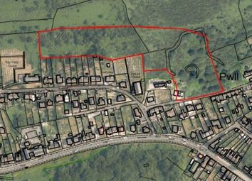 Thumbnail Land for sale in Pwll, Llanelli