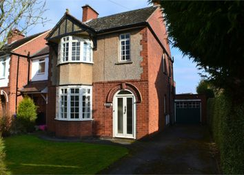 Thumbnail 3 bed detached house for sale in Wykin Lane, Stoke Golding, Nuneaton