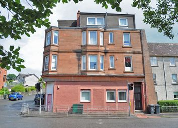 Thumbnail 1 bed flat for sale in 214 Dumbarton Road, Old Kilpatrick