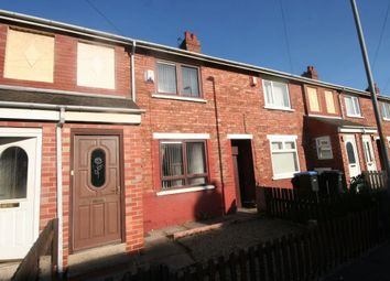 2 bed terraced house for sale in Derby Avenue, Whinney Banks, Middlesbrough TS5