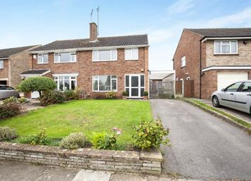 Thumbnail 3 bed semi-detached house for sale in Coberley Road, Benhall, Cheltenham, Gloucestershire