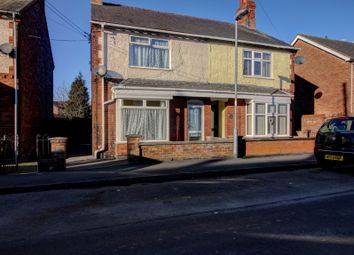 Thumbnail 3 bed semi-detached house for sale in Silver Street, Barnetby