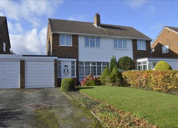 Thumbnail 3 bed semi-detached house for sale in Broad Lane North, Willenhall, Willenhall